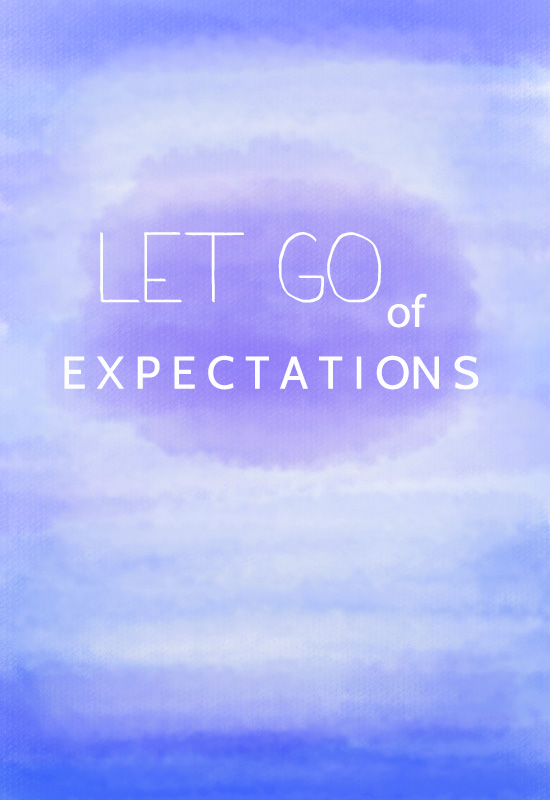 Let-go-of-Expectations