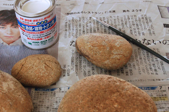 Stone-Painting-Before