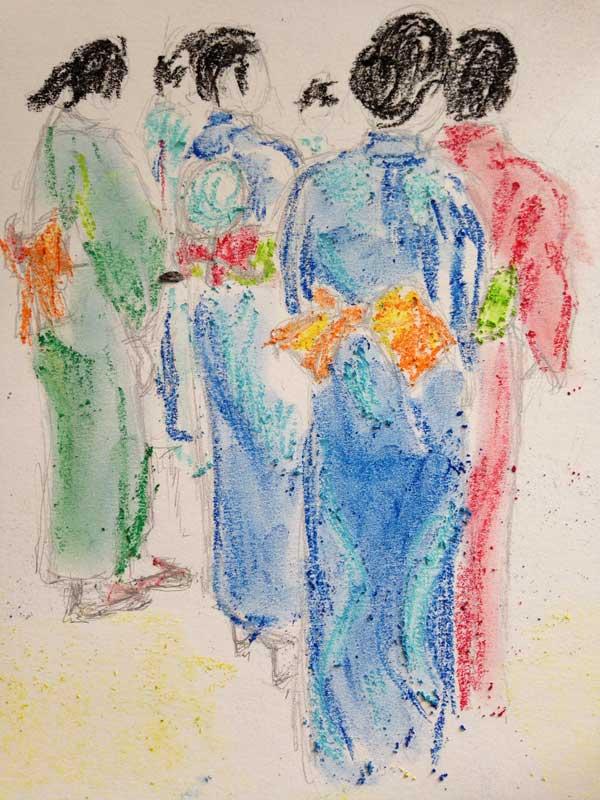 Kimonos-Chalk-Sketch