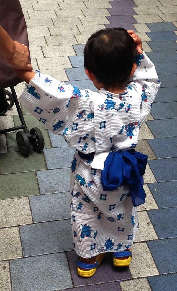 Little-Boy-Yukata