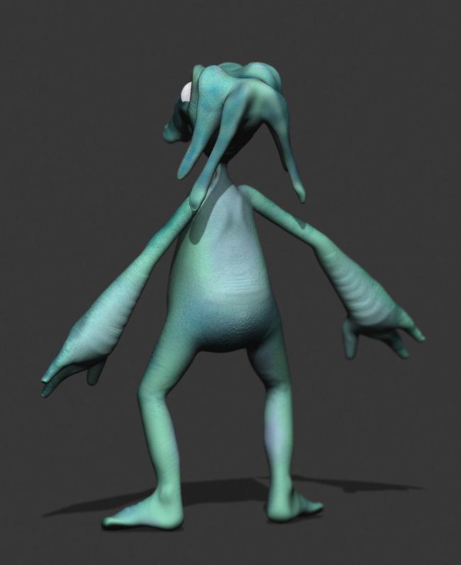 Gromer_Back_3D_Model