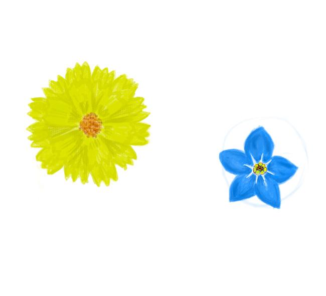 flowers-digital-painting