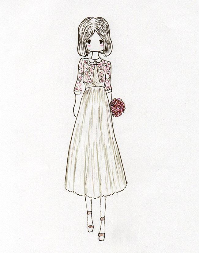 Simple-Bridal-Fashion-Illustraion