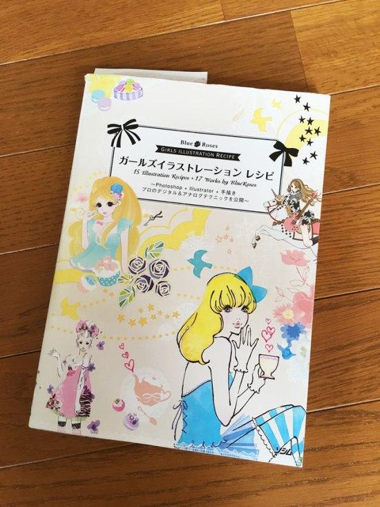 Girls-Illustration-Recipe-Tutorials