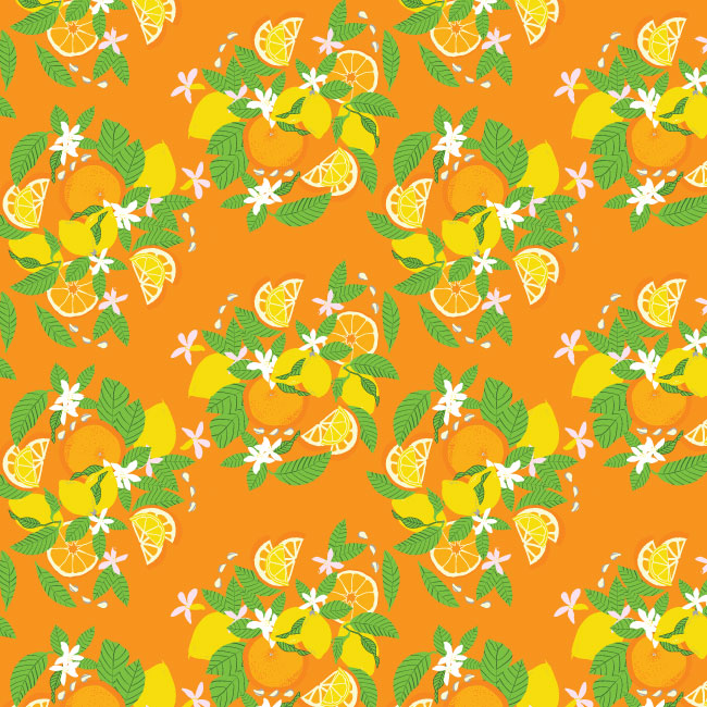 lemon-formation-orange-vector-illustrator